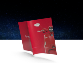 ACCESSORIES (Vespa 946) RED